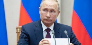Πούτιν: Κρίσιμες οι επόμενες εβδομάδες για τον κορονοϊό