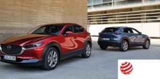 Διπλή βράβευση για την Mazda με το CX-30 και το MX-30