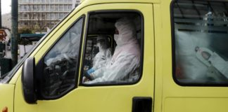 Θεσσαλονίκη: Νεκρός από ηλεκτροπληξία 55χρονος τεχνίτης