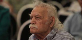 «Εμβληματική προσωπικότητα της Αντίστασης και του αγώνα κατά του Ναζισμού» ο Μ. Γλέζος, τονίζει το ΚΙΣΕ