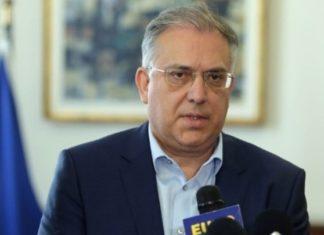 Επιχορήγηση 2,5 εκατ. ευρώ για σίτιση απόρων στην Περιφ. Κεντρικής Μακεδονίας ανακοίνωσε ο Τ. Θεοδωρικάκος