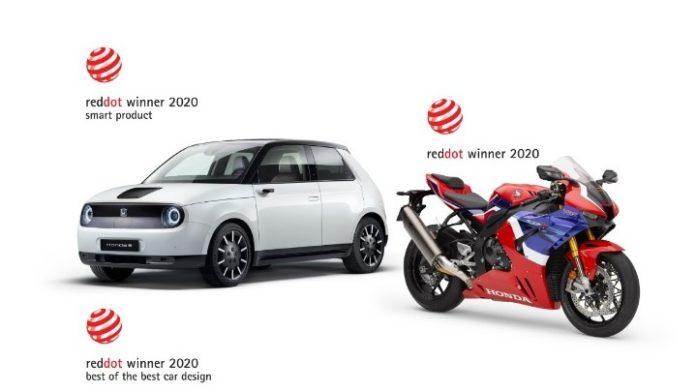 Επιτυχιών συνέχεια για το Honda e και την CBR1000RR-R Fireblade SP