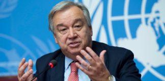 ΓΓ ΟΗΕ-COVID-19: Η πανδημία είναι η χειρότερη παγκόσμια κρίση μετά τον Β' Παγκόσμιο Πόλεμο