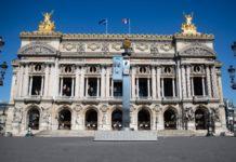 Γαλλία-Covid-19: Πάνω από 6.500 οι νεκροί, οι 1.416 από αυτούς σε γηροκομεία