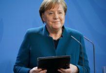 Γερμανία-Covid-19: Παράταση των περιοριστικών μέτρων έως τις 19 Απριλίου ανακοίνωσε η Α. Μέρκελ