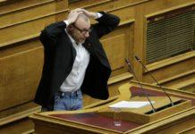 """Κλ. Γρηγοριάδης: """"Υποδειγματική αιχμάλωτη"""" η κυβέρνηση"""