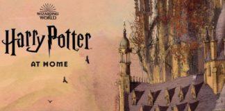 «Harry Potter at Home»: Ψηφιακός κόμβος για παιδιά από την Τζόαν Ρόουλινγκ