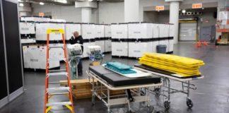 ΗΠΑ: Στους 3.873 οι θάνατοι. Εξαντλείται  το απόθεμα προστατευτικού εξοπλισμού