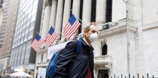 ΗΠΑ: 799 νεκροί από κορονοϊό στη Νέα Υόρκη σήμερα