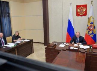 Κρεμλίνο: Ο Πούτιν περνάει κατά κύριο λόγο στην εξ αποστάσεως εργασία