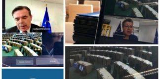 Μ. Σχοινάς: Η κρίση στα ελληνοτουρκικά σύνορα απέδειξε ότι το ευρωπαϊκό σύστημα όταν δοκιμάζεται υπερισχύει η ενότητα
