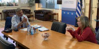 Με τη συμμετοχή εθελοντών κοινωνιολόγων ενισχύονται οι δράσεις της Περιφέρειας Αττικής εναντίον του κορονοϊού