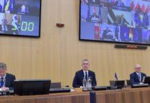 Ν. Δένδιας: Η εργαλειοποίηση των ανθρώπων υπονομεύει τις αξίες του ΝΑΤΟ
