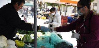 Ν. Παπαθανάσης: «Σπάνε στα δύο» οι λαϊκές αγορές λόγω κορονοϊού