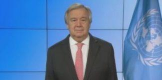 Νέα έκκληση του Γενικού Γραμματέα του ΟΗΕ για Παγκόσμια Εκεχειρία
