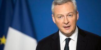 """Ο Γάλλος ΥΠΟΙΚ καλεί την ΕΕ να """"επιδείξει αλληλεγγύη"""" απέναντι στην κρίση"""