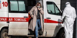 Έξαρση κορονοϊού στη Ρωσία: 8.984 νέα κρούσματα σε 24 ώρες