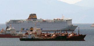 Στο πλοίο «Ελ. Βενιζέλος» εφαρμόζονται όλα τα ευρωπαϊκά πρωτόκολλα αντιμετώπισης λοιμωδών νόσων