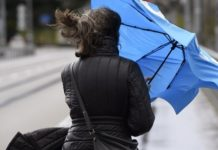 Σύντομη κακοκαιρία σήμερα και αύριο με πτώση θερμοκρασίας, βοριάδες και χιονοπτώσεις