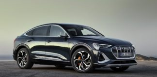 Το νέο Audi e-tron Sportback έχει αυτονομία 446 χλμ.
