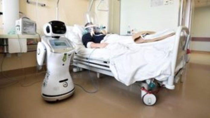 Νιγηρία: Ερευνούν θανάτους που ίσως έχουν σχέση με κορονοϊόΤο ρομπότ-νοσηλευτής «Τόμι» και η παρέα του σε ιταλικό νοσοκομείο βοηθούν στη μάχη κατά του κορονοϊού