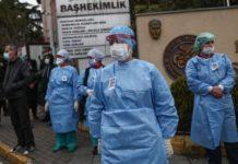 Τουρκία-Covid-19: Στους 356 οι θάνατοι. Στα 18.135 τα κρούσματα