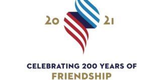 Τζ. Πάιατ: Οι ΗΠΑ θα συνεχίζουν να βρίσκονται δίπλα στην Ελλάδα - Παρουσιάστηκε το λογότυπο #USGreece2021