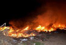 Φωτιά τα ξημερώματα στη Ζάκυνθο