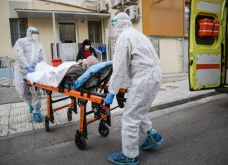 Κορονοϊός: Στους 178 οι νεκροί στην Ελλάδα - Εξέπνευσε 70χρονη