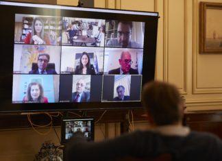 Μητσοτάκης: Νέα τηλεδιάσκεψη με την ηγεσία του υπουργείο Παιδείας