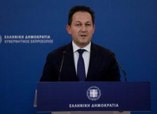 Πέτσας: «Όποτε κλήθηκε ο ΣΥΡΙΖΑ να αντιμετωπίσει μια σοβαρή κατάσταση απέτυχε παταγωδώς»