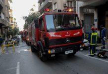 Αχαΐα: Πυρκαγιά στην περιοχή Αράξου, κοντά στο στρατιωτικό αεροδρόμιο