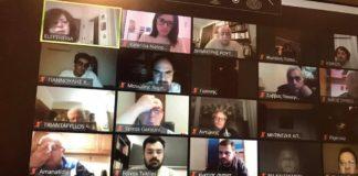 ΣΥΡΙΖΑ Θεσσαλονίκης: Τηλεδιάσκεψη για τον κορονοϊό