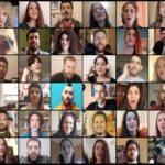 ThesSingers: 40 καλλιτέχνες από Θεσσαλονίκη ενώνουν τις φωνές τους