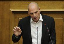 Ο Γιάνης Βαρουφάκης επιχείρησε να αποδομήσει τα επιχειρήματα του πρωθυπουργού, Κυριάκου Μητσοτάκη σχετικά με την οικονομία.