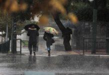 Καιρός: Έκτακτο δελτίο και προειδοποίηση για ισχυρές βροχές και χιόνια