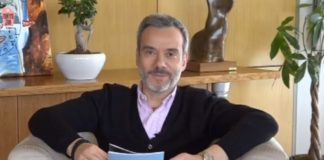 «Παραμυθάς» για… καλό σκοπό ο Κωνσταντίνος Ζέρβας (vd)