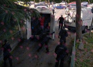 Επίθεση στον Δ. Σταμάτη: Δίωξη για οκτώ πράξεις στους συλληφθέντες