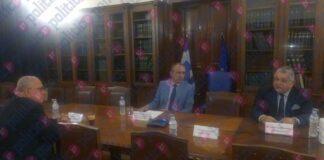 Συνεδρίαση Παρατηρητηρίου για τη Δημοκρατία στα Βαλκάνια