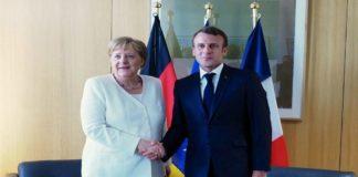 Πρόταση Μέρκελ - Μακρόν για Ταμείο Ανάκαμψης 500 δισ. ευρώ