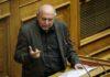 Σκουρολιάκος: «Κλειστές οι πόρτες της Ακρόπολης για βουλευτές του ΣΥΡΙΖΑ»