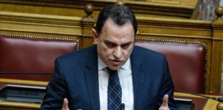 Γεωργαντάς: Το ΑΦΜ προσωπικός αριθμός για συναλλαγές με δημόσιο
