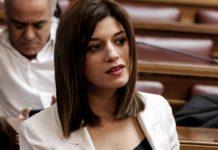 Κ. Νοτοπούλου: Η χθεσινή παρουσίαση για τον τουρισμού ήταν απαγοητευτική