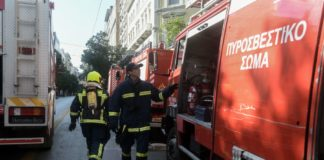 80νεκρή από φωτιά σε διαμέρισμα στη Νεάπολη