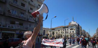 Συγκεντρώσεις διαμαρτυρίας για το άνοιγμα των σχολείων