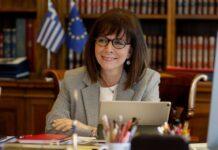 Συνάντηση Μητσοτάκη – Σακελλαροπούλου την Τετάρτη