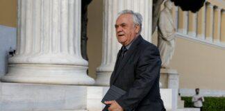 Δραγασάκης: «Όχι στα δάνεια με κρατική εγγύηση χωρίς όρους»