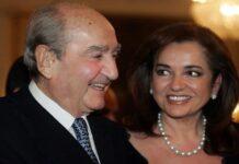 Ντόρα Μπακογιάννη: Η ανάρτηση για τον πατέρα της (pic)