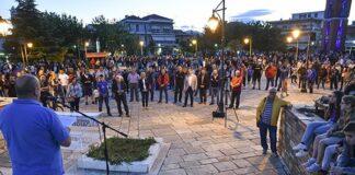 Μεγάλο συλλαλητήριο στο Πολύκαστρο: Όχι στην ισλαμοποίηση της Παιονίας