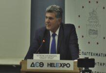 """Αλεξανδρίδης: Χρειάζεται να μπει """"νέος αέρας"""" στο ΕΕΘ"""